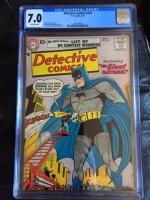 Detective Comics #243 CGC 7.0 ow