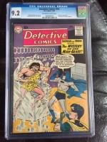 Detective Comics #285 CGC 9.2 ow/w