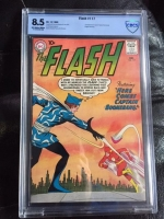 Flash #117 CBCS 8.5 ow/w