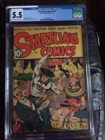 Startling Comics #40 CGC 5.5 ow/w