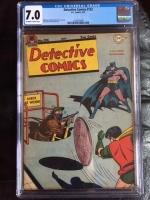 Detective Comics #123 CGC 7.0 ow/w