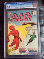 Flash #131 CGC 9.4 ow