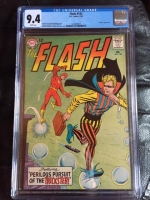 Flash #142 CGC 9.4 w