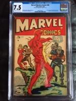 Marvel Mystery Comics #89 CGC 7.5 ow/w