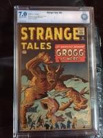 Strange Tales #83 CBCS 7.0 cr/ow