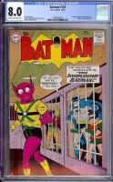 Batman #128 CGC 8.0 ow/w