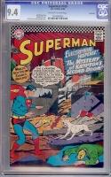 Superman #189 CGC 9.4 ow/w Savannah
