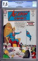Action Comics #311 CGC 7.5 w