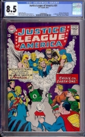 Justice League of America #21 CGC 8.5 ow