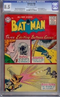 Batman #98 CGC 8.5 cr/ow