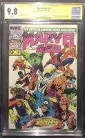 Marvel Age #12 CGC 9.8 w