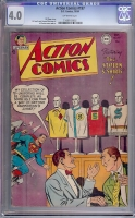 Action Comics #197 CGC 4.0 ow