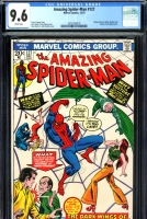 Amazing Spider-Man #127 CGC 9.6 w