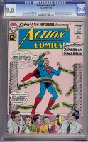 Action Comics #295 CGC 9.0 ow