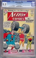 Action Comics #304 CGC 8.5 cr/ow