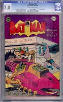 Batman #80 CGC 7.0 cr/ow