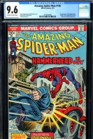 Amazing Spider-Man #130 CGC 9.6 n/a
