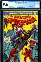 Amazing Spider-Man #136 CGC 9.6 ow/w