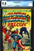 Captain America #171 CGC 9.8 ow/w