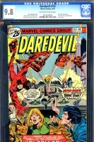 Daredevil #133 CGC 9.8 ow/w