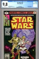 Star Wars #27 CGC 9.8 w