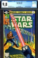 Star Wars #37 CGC 9.8 w