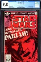 Star Wars #62 CGC 9.6 w