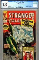 Strange Tales #131 CGC 9.0 ow