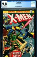 X-Men #84 CGC 9.8 ow/w