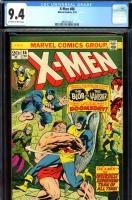 X-Men #86 CGC 9.4 ow/w