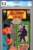 Action Comics #355 CGC 9.2 n/a
