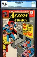 Action Comics #399 CGC 9.6 w