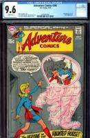 Adventure Comics #395 CGC 9.6 w