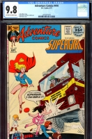 Adventure Comics #410 CGC 9.8 ow/w