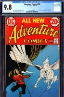 Adventure Comics #425 CGC 9.8 w