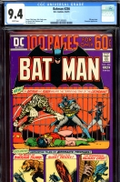 Batman #249 CGC 9.4 w