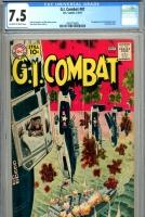 G.I. Combat #87 CGC 7.5 ow/w