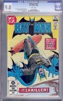 Batman #352 CGC 9.8 w