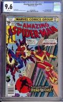 Amazing Spider-Man #172 CGC 9.6 w Davie Collection