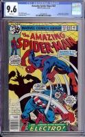Amazing Spider-Man #187 CGC 9.6 w Davie Collection