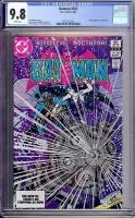 Batman #363 CGC 9.8 w Davie Collection