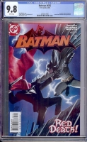 Batman #635 CGC 9.8 w