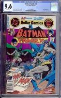 Batman Family #20 CGC 9.6 w Davie Collection