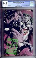 Batman: The Killing Joke #1 CGC 9.8 w