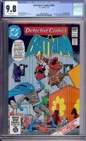 Detective Comics #504 CGC 9.8 w