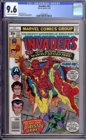 Invaders #22 CGC 9.6 ow/w