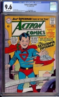 Action Comics #325 CGC 9.6 ow