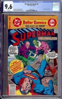 DC Special Series #5 CGC 9.6 w