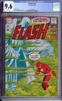Flash #176 CGC 9.6 w