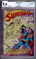 Superman #214 CGC 9.6 ow Northland